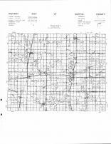 Martin County Highway Map, Martin County 1961